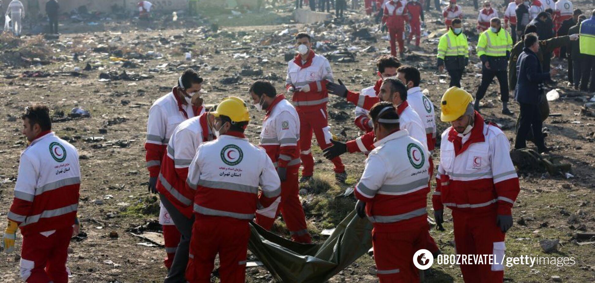 МАУ опублікувала список загиблих в Ірані пасажирів Boeing