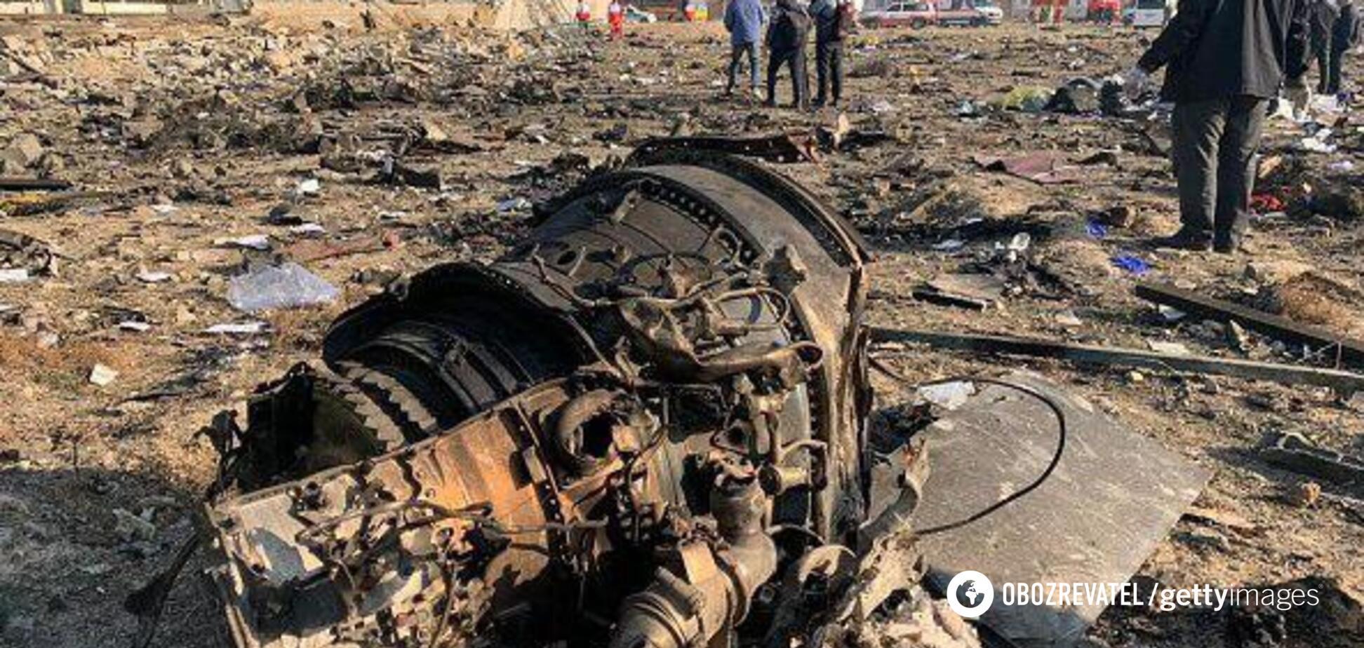 Катастрофа літака в Ірані: українська влада демонструє бурхливу діяльність