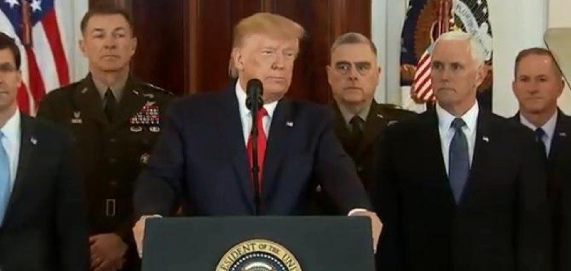 'Дзвіночок усім терористам!' Трамп поставив ультиматум Ірану в своїй заяві