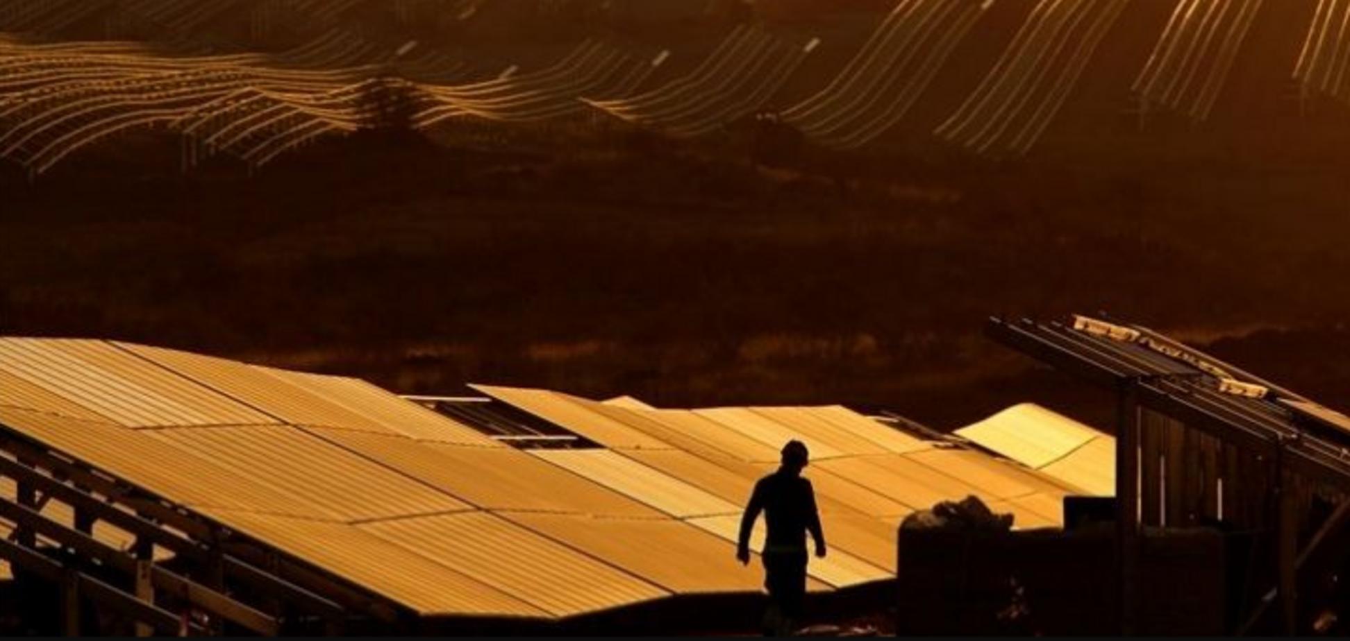 В Испании построили самую большую в Европе солнечную электростанцию