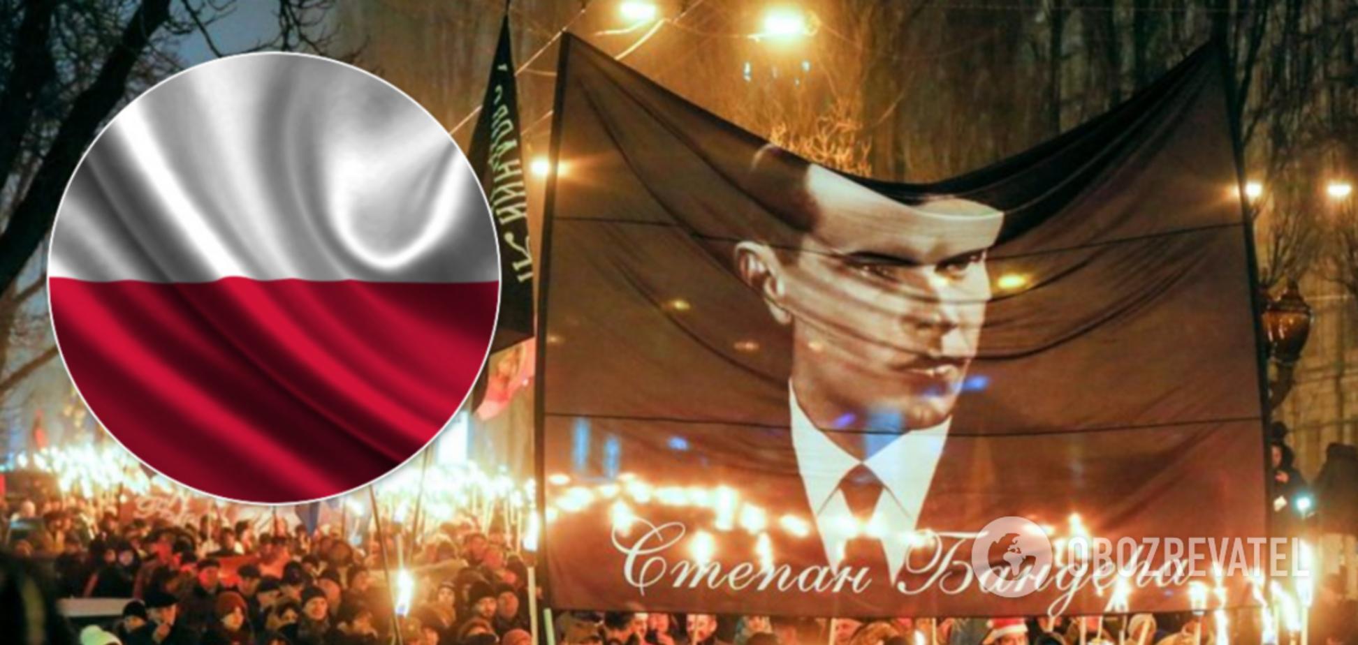 МИД вызвал посла Польши из-за скандала с Бандерой