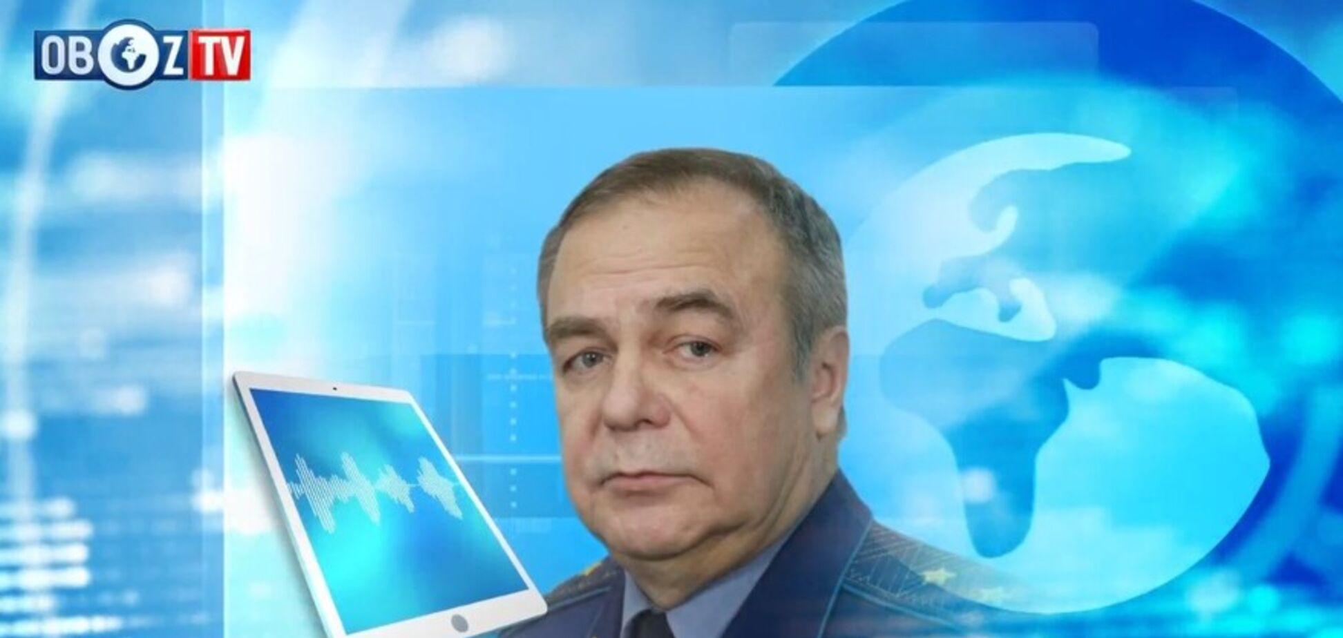Генерал ВСУ не исключает версию атаки на украинский самолет в Иране
