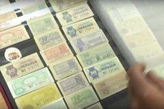 Житель Черкас зібрав унікальну колекцію тролейбусних квитків (Фото, відео)