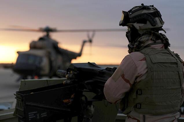 Латвия вывела из Ирака шестерых своих солдат