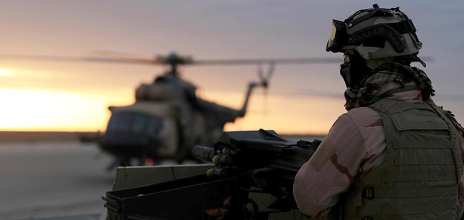 Страна ЕС вывела из Ирака своих солдат