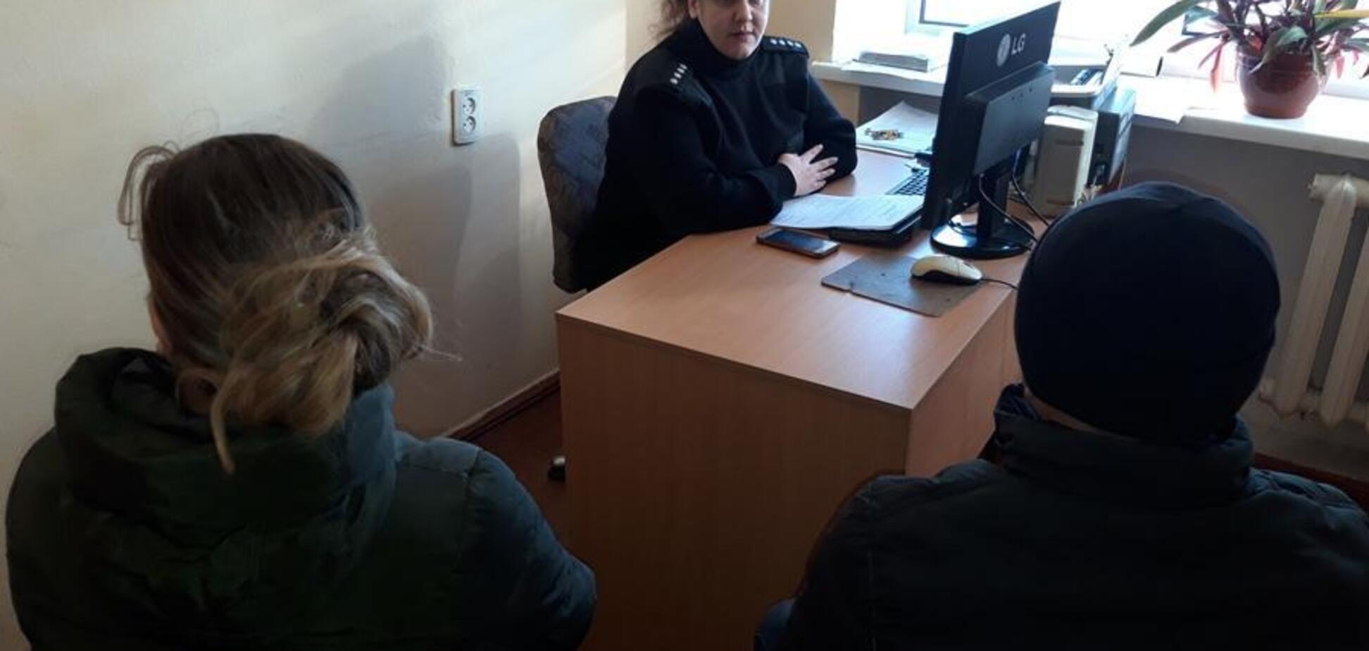 Під Одесою діти заявили в поліцію на батьків