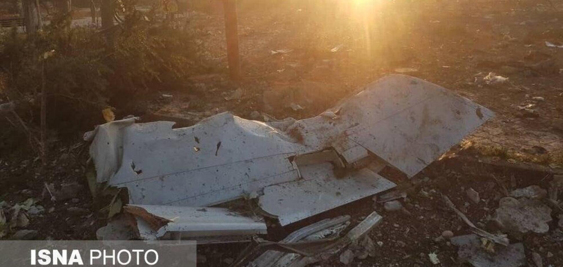 В Ірані розповіли, з ким готові розслідувати авіакатастрофу МАУ