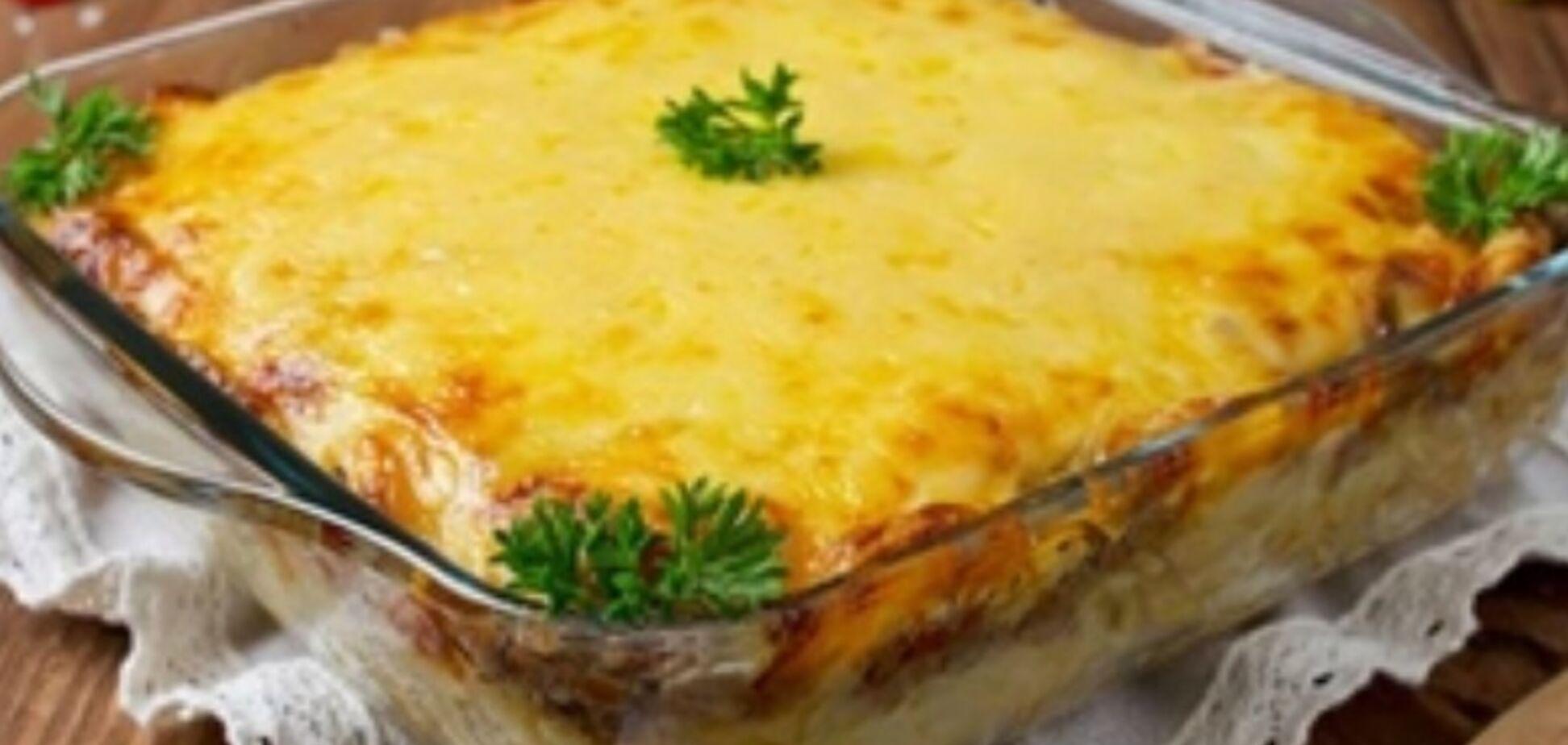 Рецепт неймовірно смачної страви з картоплі
