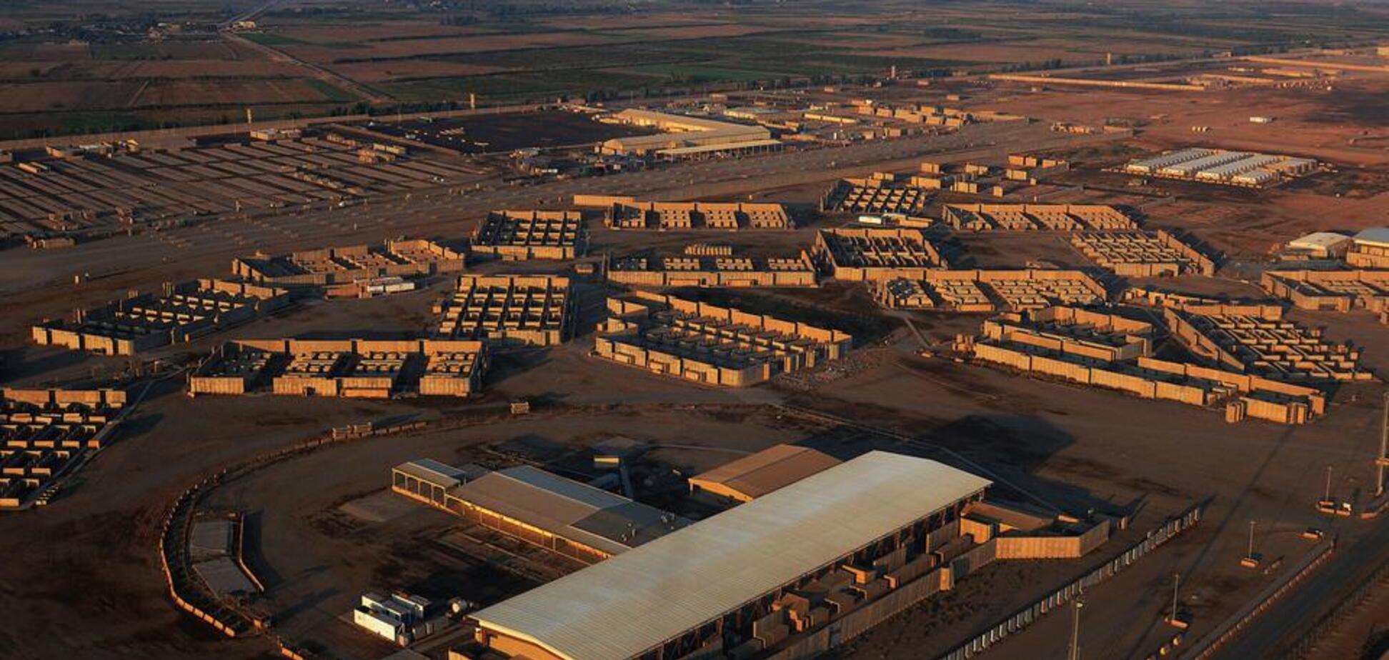 В Ираке нанесли ракетный удар по авиабазе США