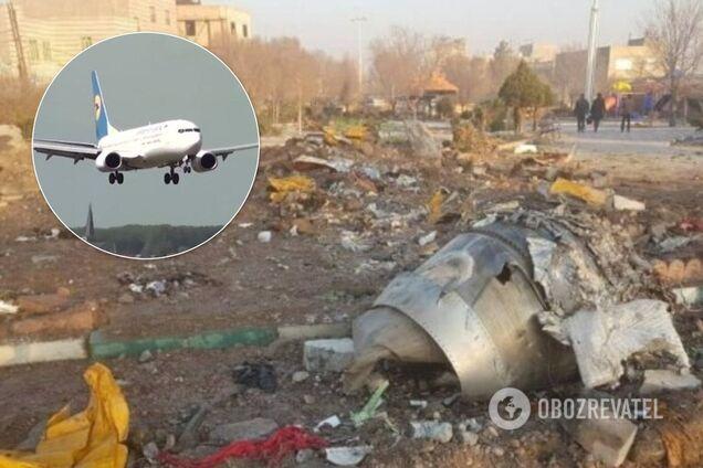 В украинского Boeing 737 МАУ была техническая неисправность – западные спецслужбы