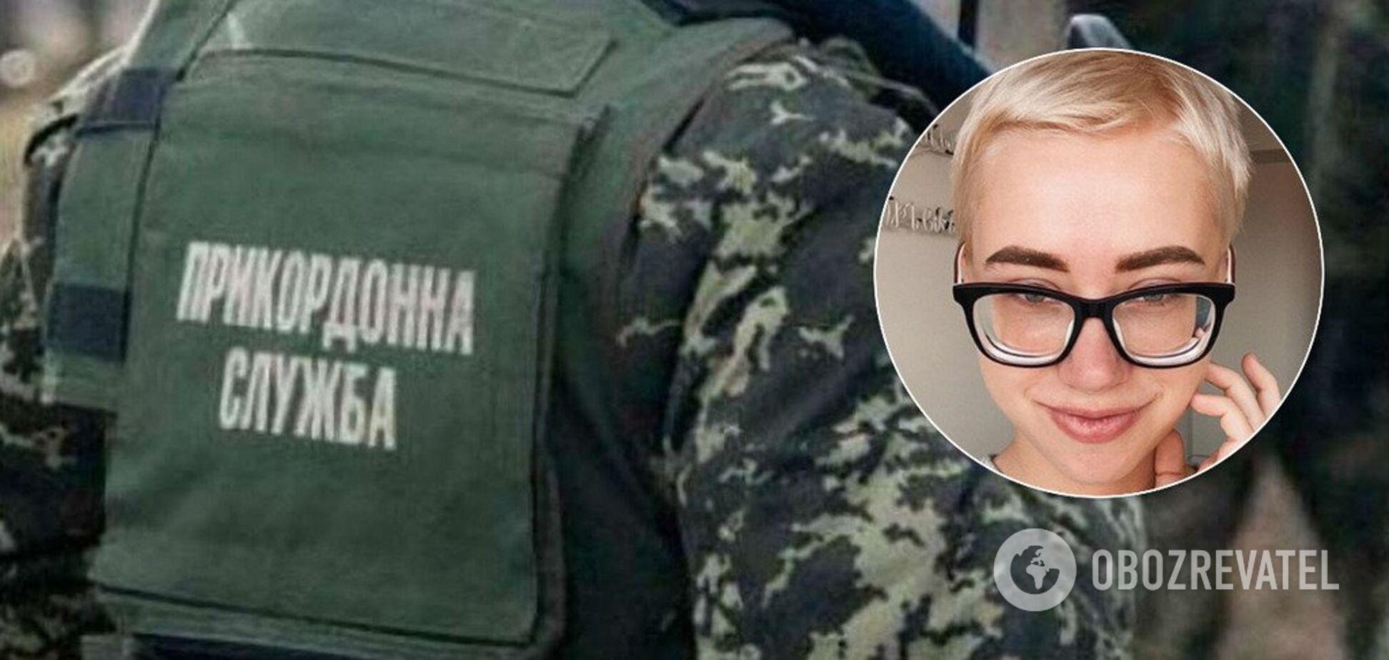Запрет на 3 года: скандальную российскую блогершу выдворили из Украины. Видео