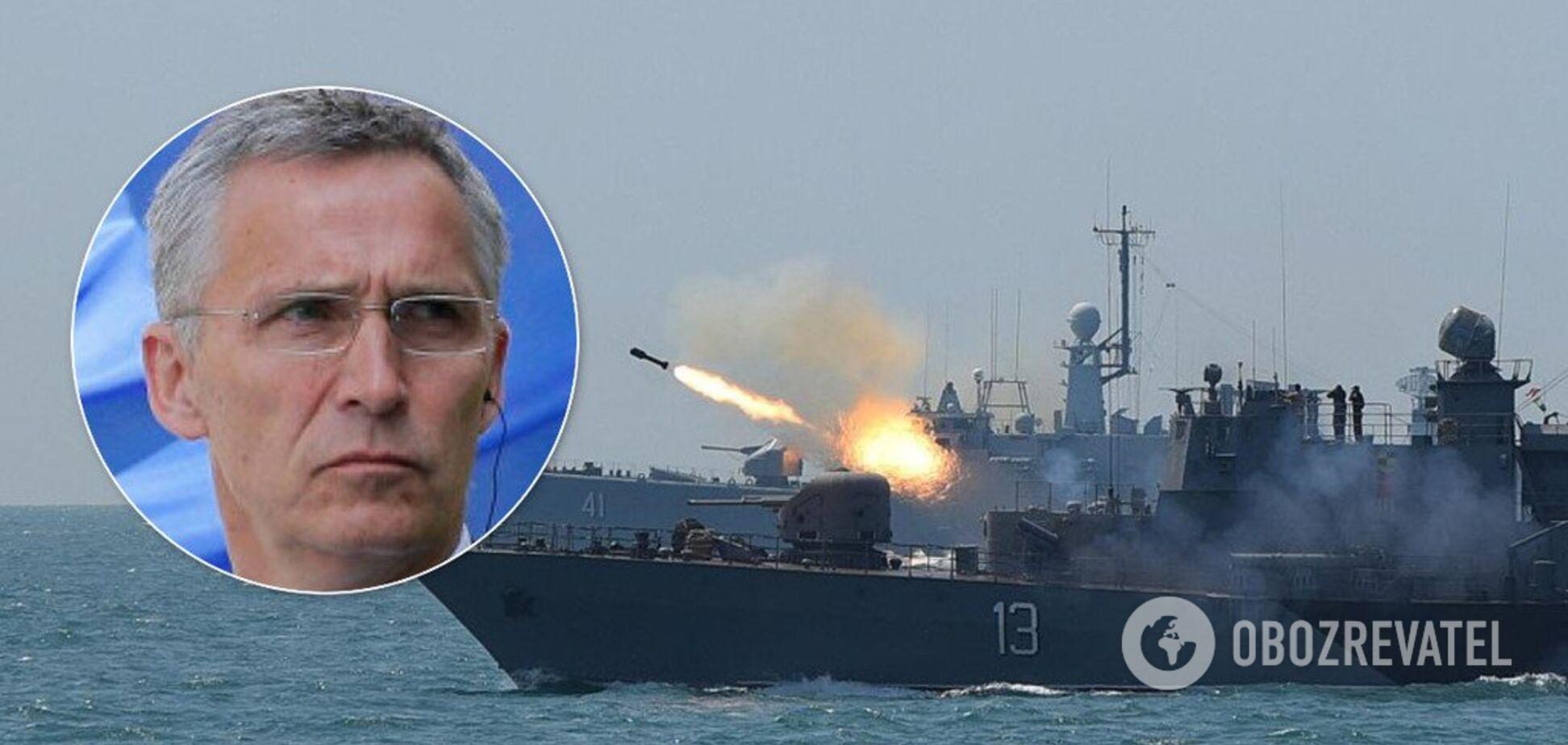 'Україна – наш партнер': у НАТО заявили про посилення військової могутності в Чорному морі