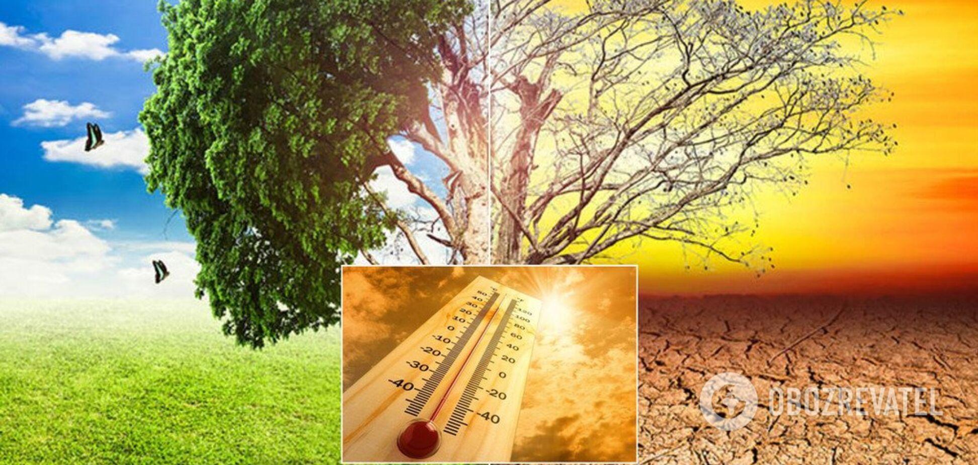 У 2020 році буде ще більше температурних максимумів