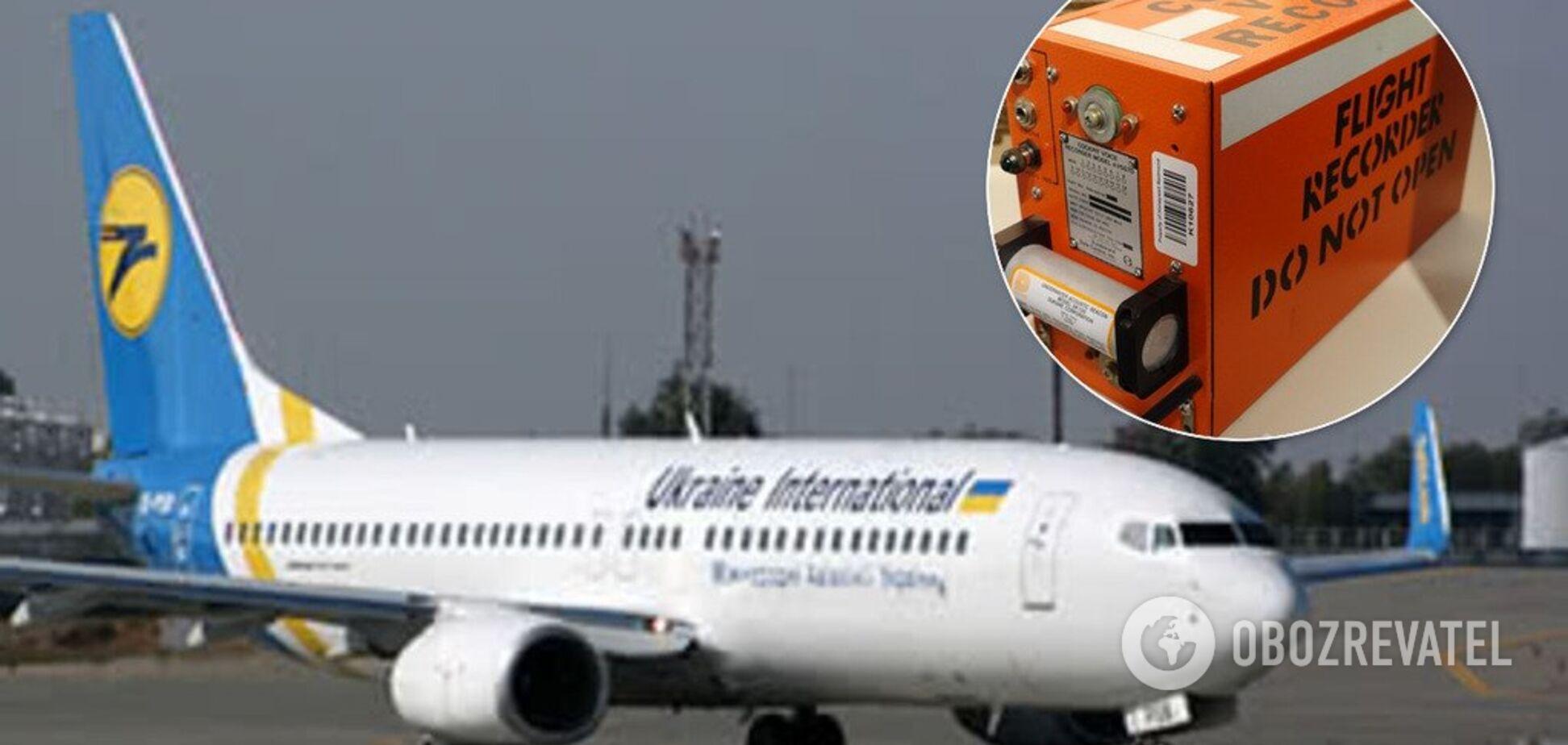 Як мозаїка: льотчик пояснив, про що розповість чорна скринька Boeing 737