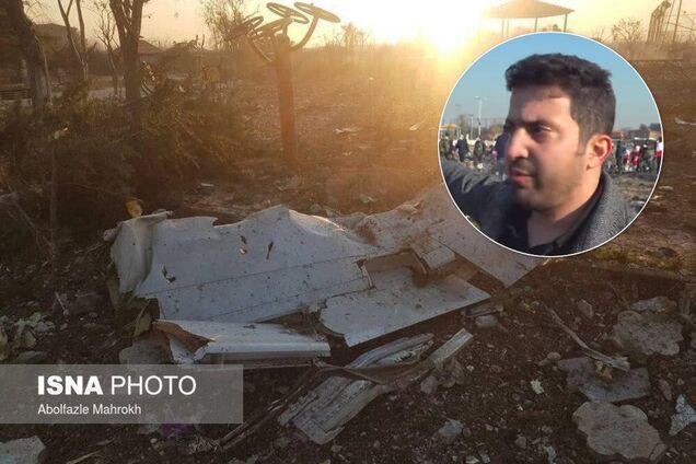 Жители Ирана рассказали о героизме пилотов самолета МАУ