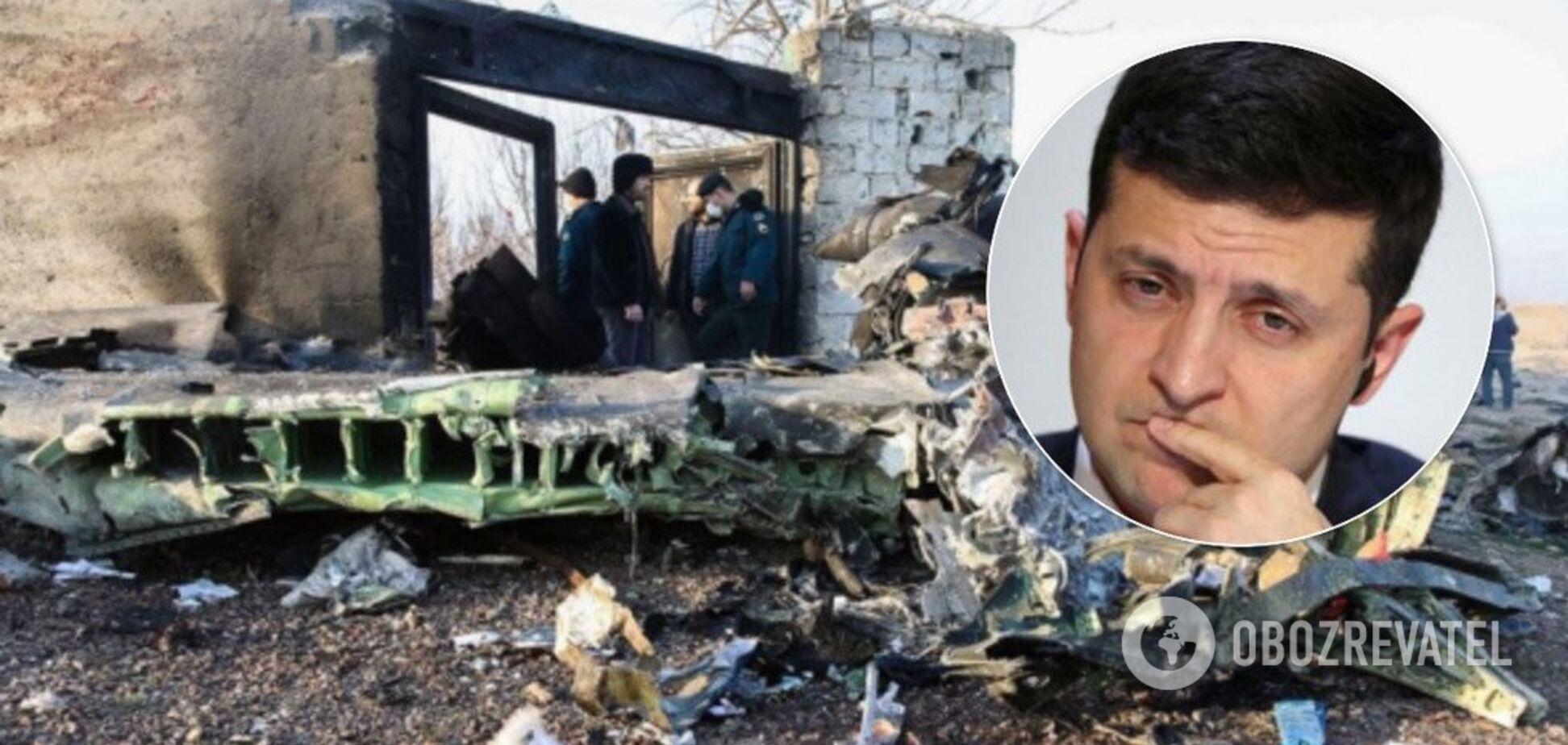 Абсурд! Бутусов вказав на провал у Зеленського щодо катастрофи в Ірані