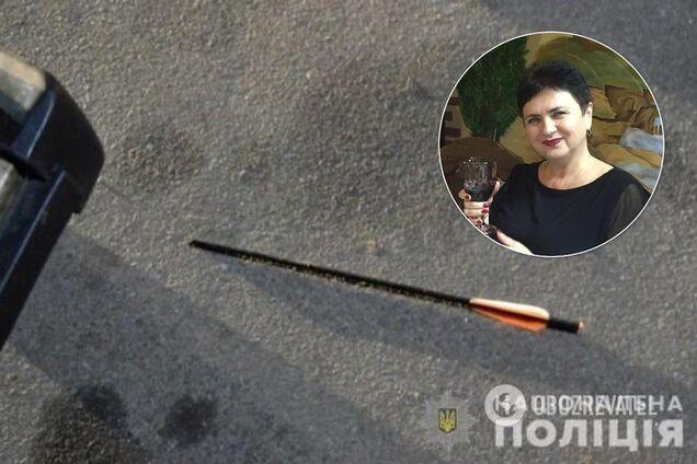 Раненная из арбалета чиновница из Борисполя рассказала подробности