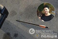 'Целились в меня!' Раненная арбалетной стрелой чиновница из Борисполя рассказала подробности