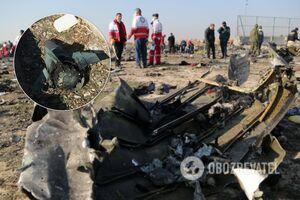 Иран подготовил отчет о сбитом самолете МАУ