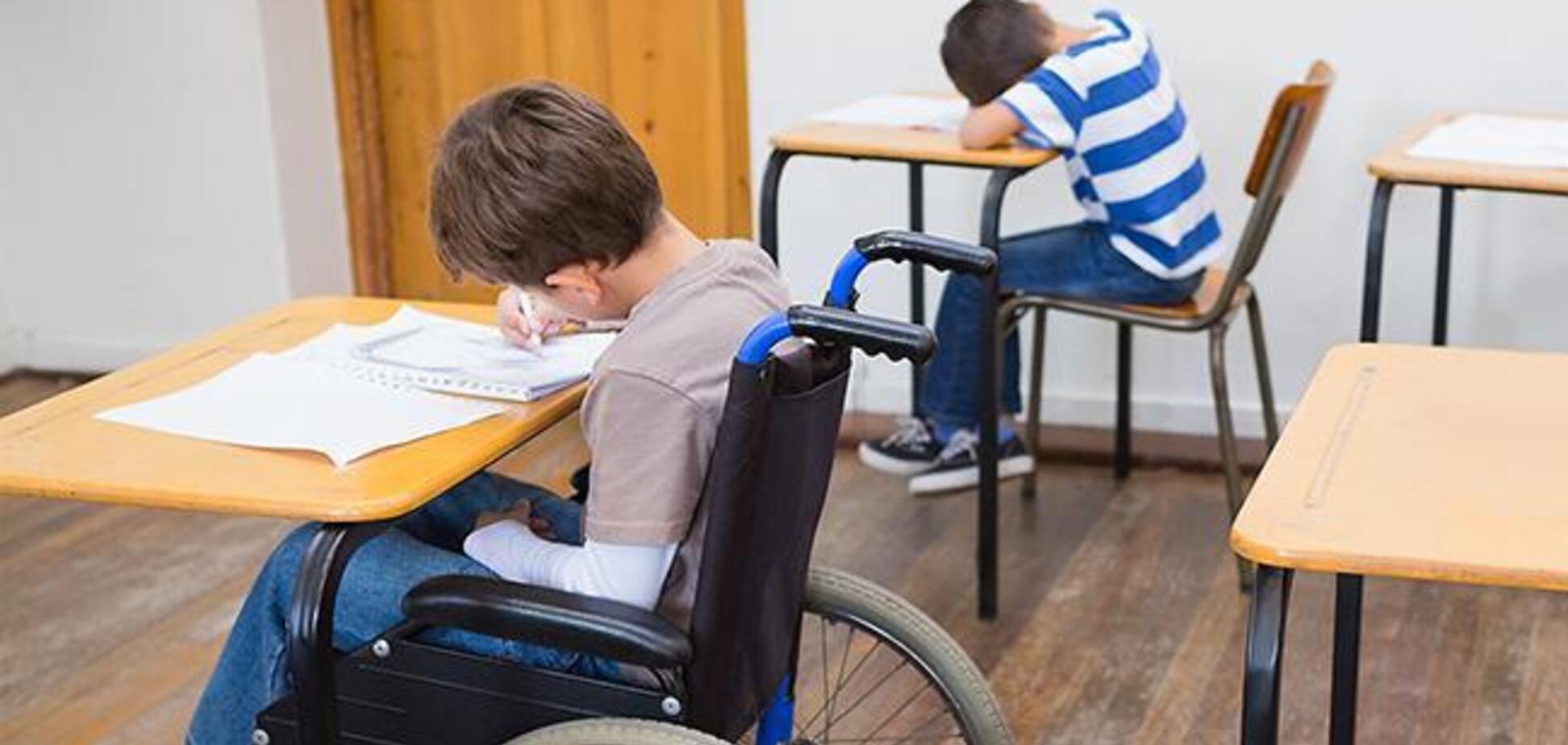 Украина не готова к инклюзивной школе: психолог назвала виновных