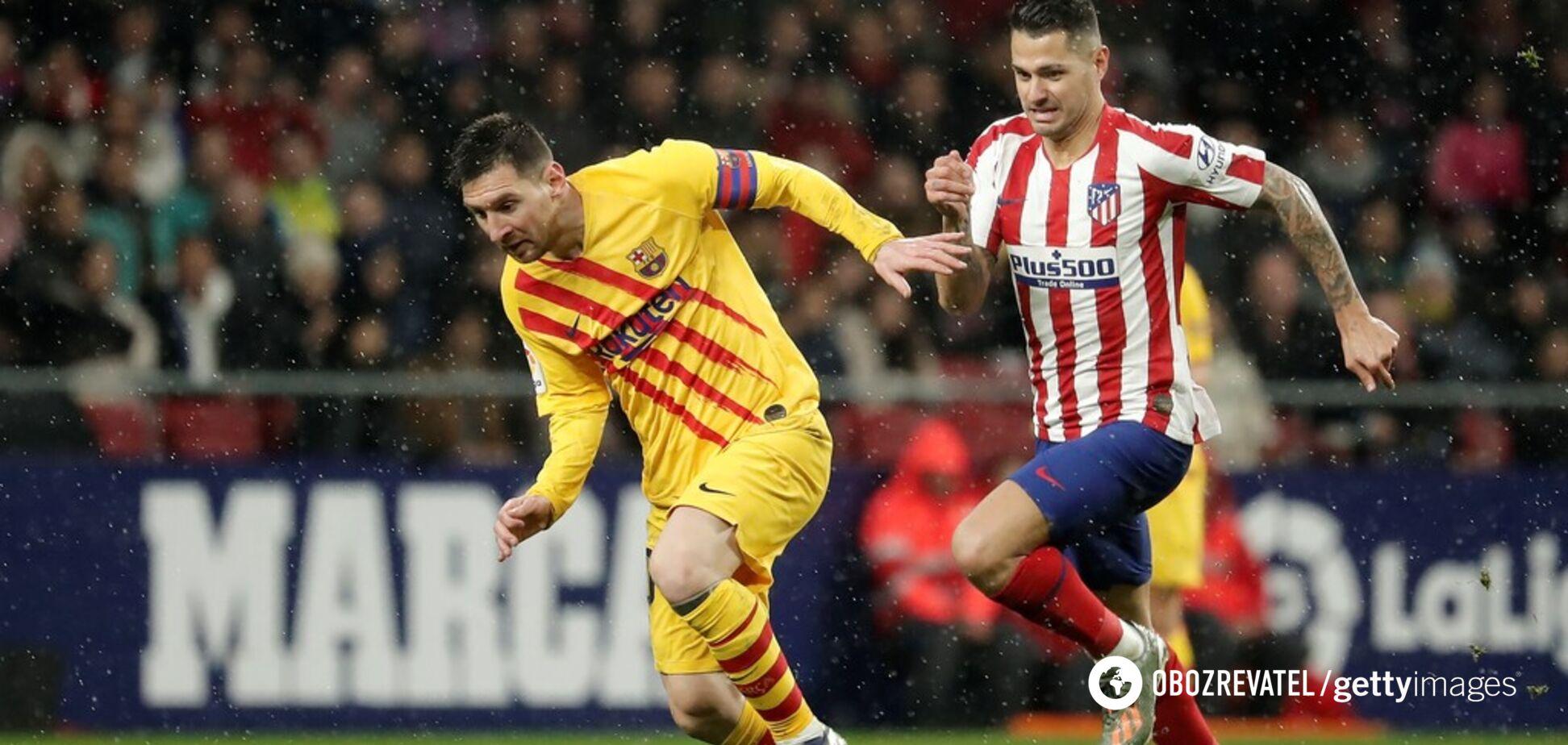 Барселона – Атлетико: где смотреть онлайн полуфинал Суперкубка Испании