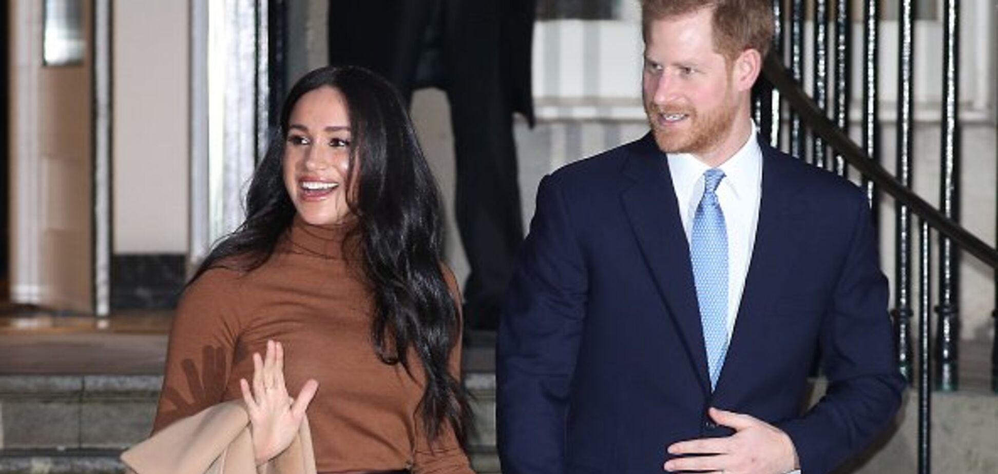 Скільки грошей втратять Меган Маркл і принц Гаррі після того, як підуть із королівської сім'ї: відомі суми