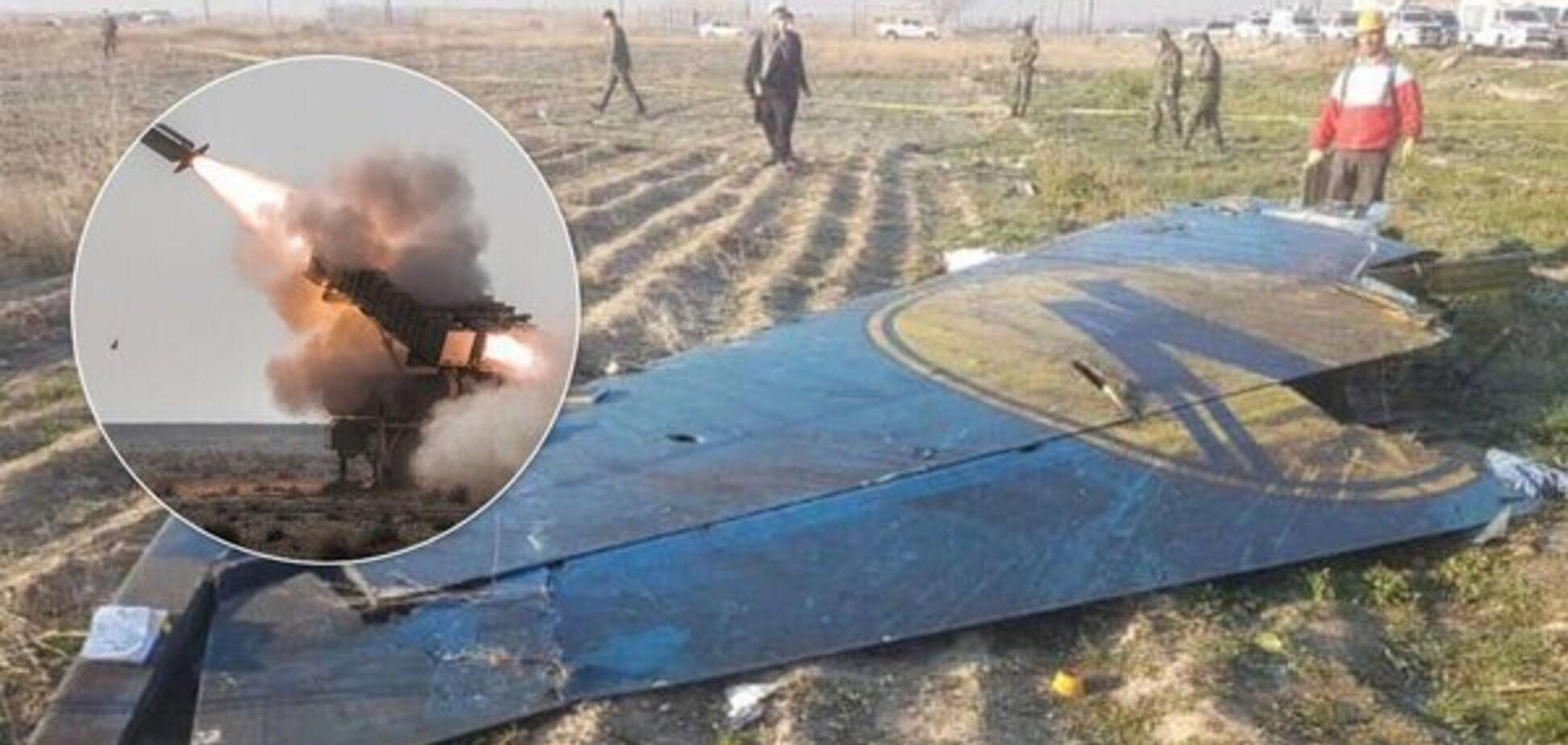 Канада уверена, что украинский самолет был сбит ракетой