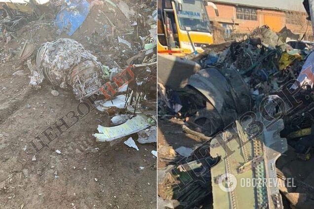 Бутусов указал на основные улики в катастрофе самолета МАУ