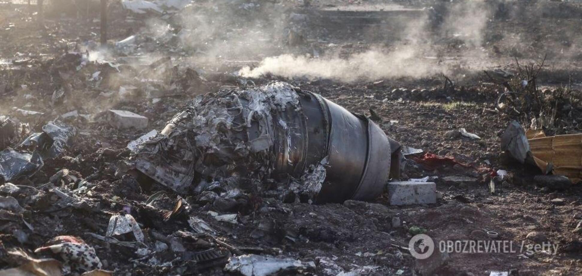 Крушение самолета МАУ: у Рябошапки развенчали фейк о последнем звонке