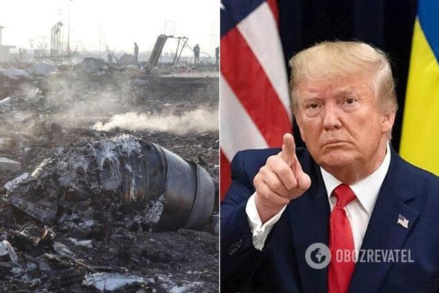 В США заговорили о ракете в катастрофе самолета МАУ