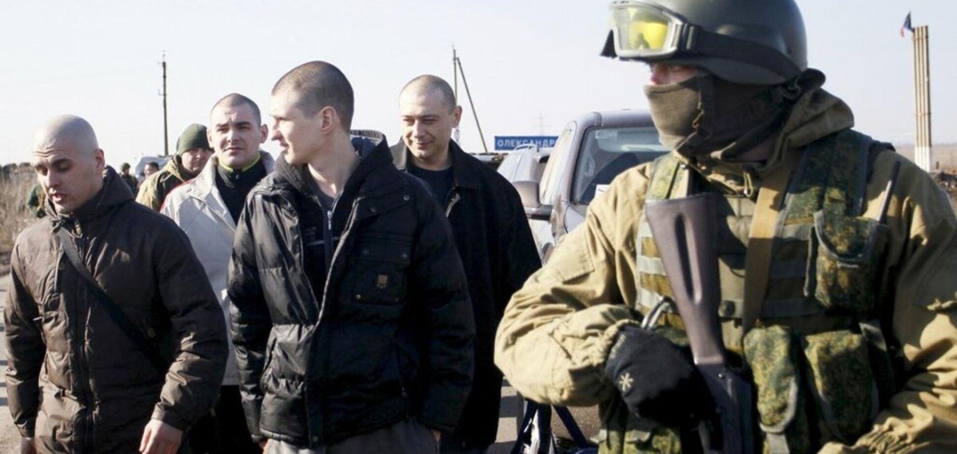 Украина выдала Л/ДНР 124 удерживаемых лиц