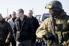 Україна видала Л/ДНР 124 утримувані особи
