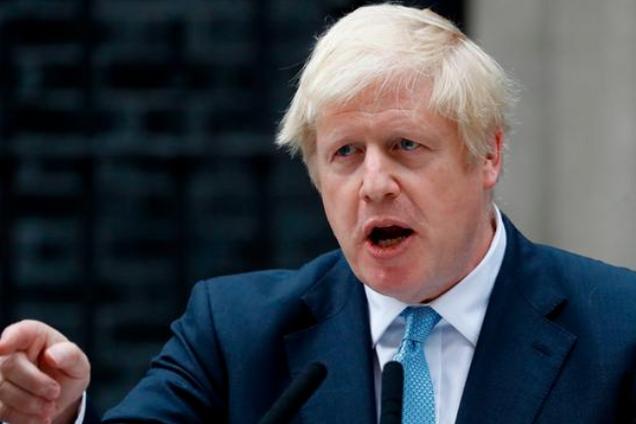 Джонсон заявил об ударе Ирана по самолету МАУ