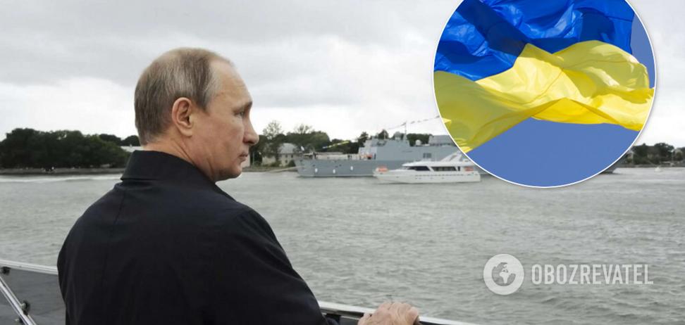 Путін нагрянув у Крим і влаштував 'побоїще': з'явилася реакція України