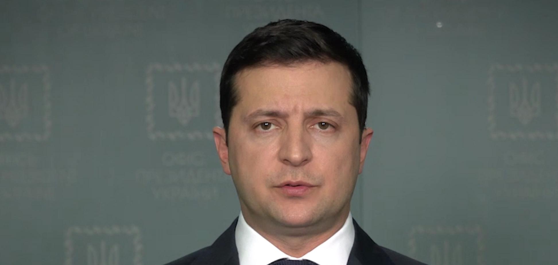 Зеленский срочно обратился к украинцам из-за катастрофы в Иране. Видео
