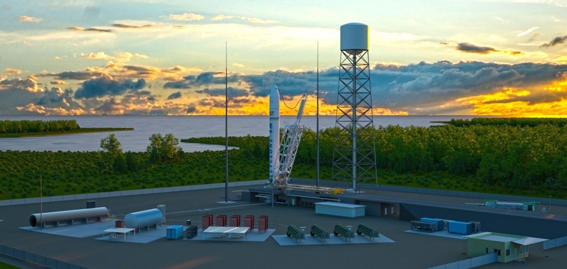 В КБ 'Южное' готовят к запуску новую ракету-носитель