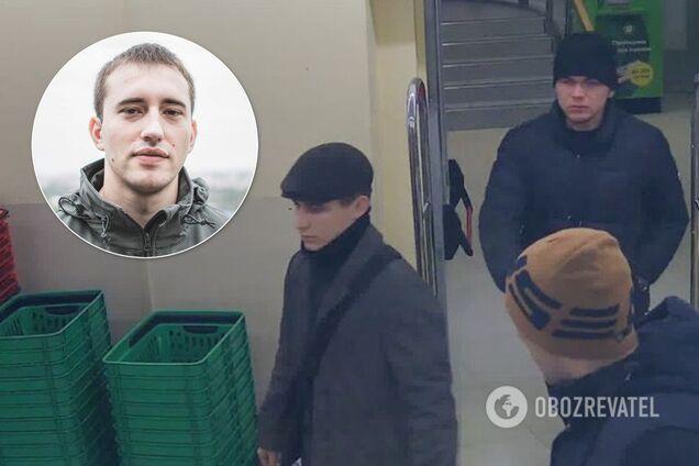 Подозреваемого в покушении на Мазура заметили в киевском ТЦ