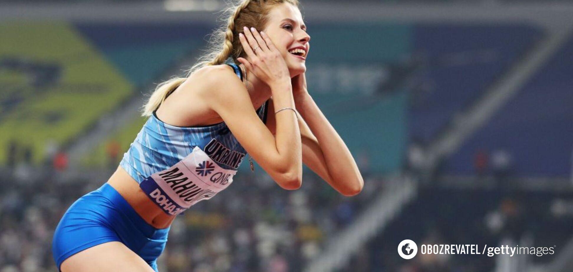 Красивейшая легкоатлетка Украины установила новый мировой рекорд