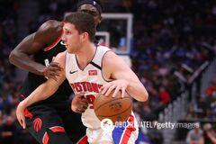 Українець Михайлюк провів чудовий матч в НБА