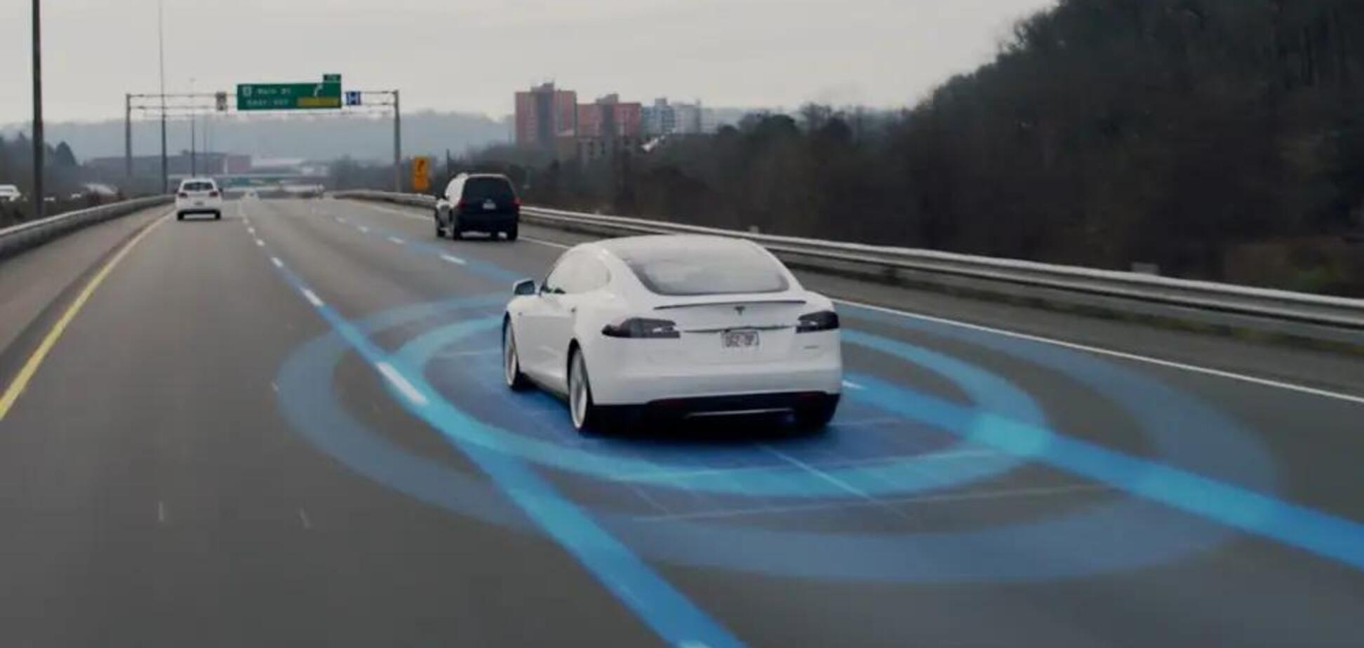 Очі Термінатора: інженери Tesla показали, як автопілот бачить навколишній світ