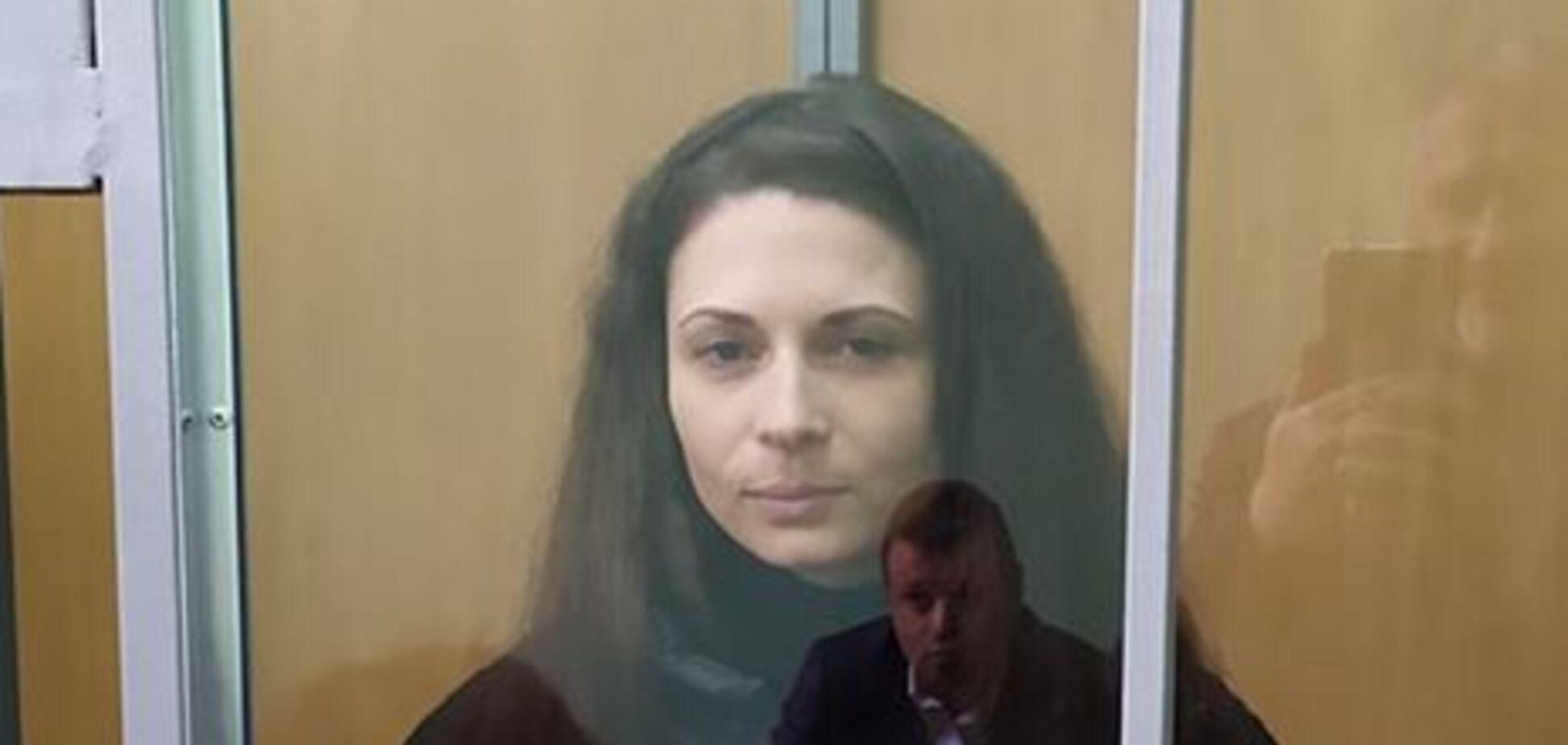 Обменянную предательницу Украины бросили 'на подвал ДНР'