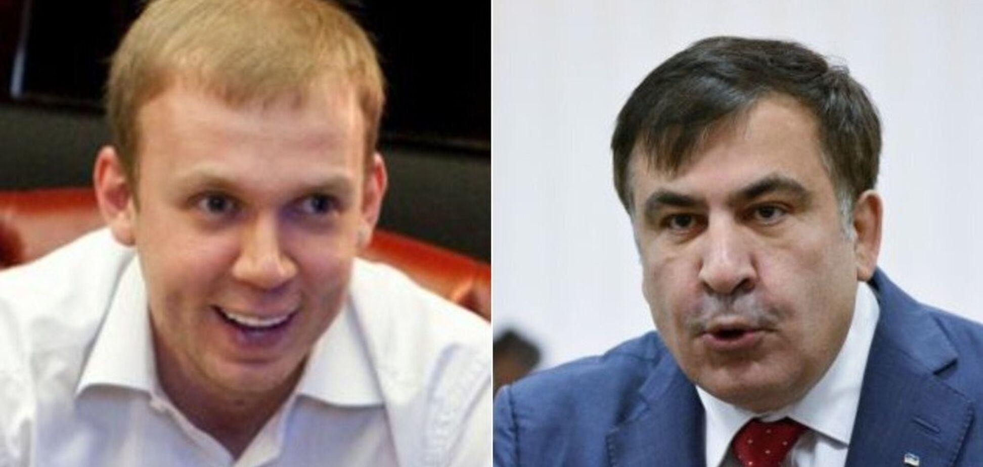 Саакашвілі готував революцію за гроші Курченка: з'явилося підтвердження
