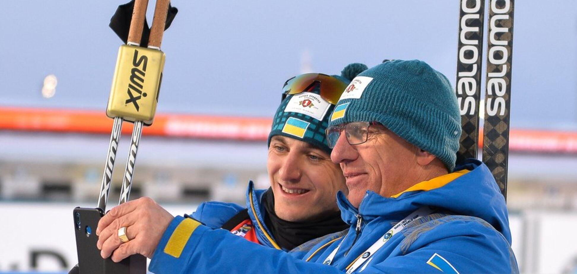 Теперь бороться за топ-10 в Украине может не только Пидручный – главный тренер сборной Украины