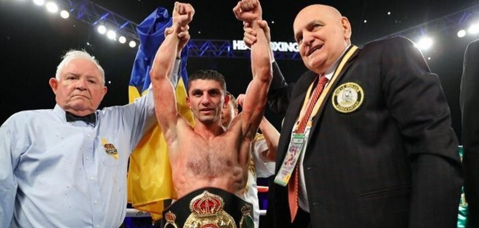 Боксировал с переломом: появились шокирующие подробности победы украинского чемпиона мира