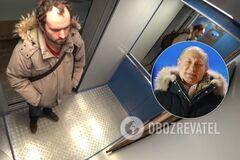 Путин в лифте: почему звучали только маты