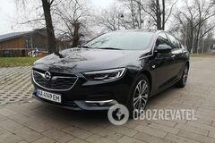 Прагматизм в привабливій упаковці: тестуємо Opel Insignia