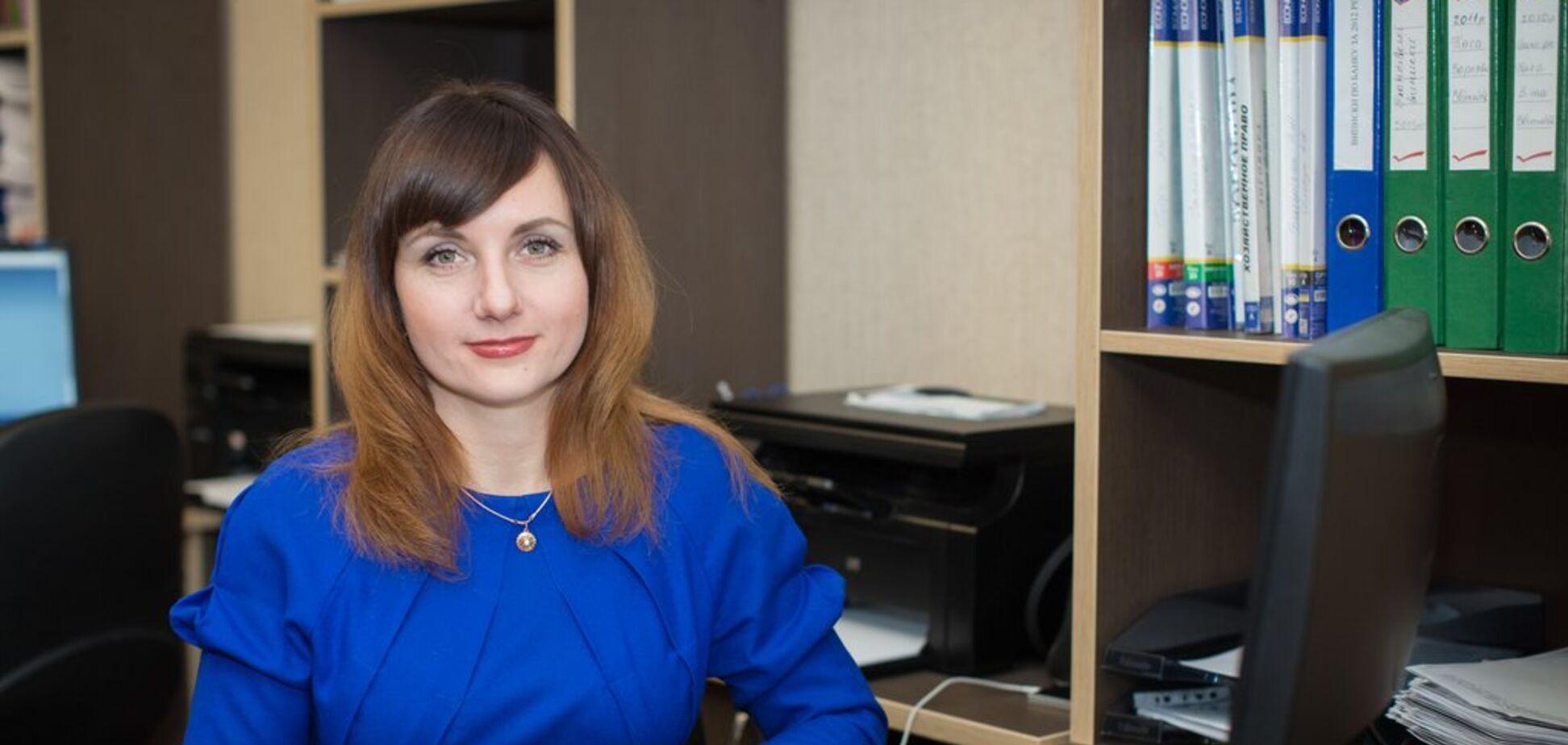 Наталя Дригваль