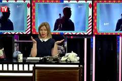Праздник кумовства и русского языка на ''самом патриотическом'' ТВ-канале Украины