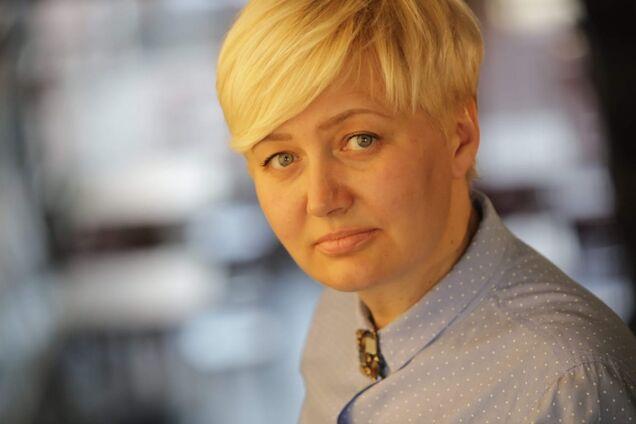 Писательница Лариса Ницой