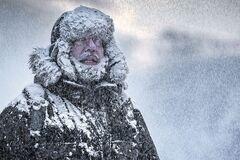 Зима в Днепре: как избежать переохлаждения
